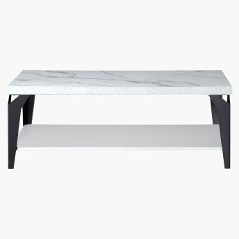 Marbella Coffee Table with Undershelf