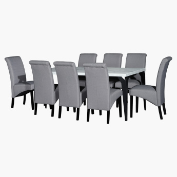 Marbella 8-Seater Dining Table Set
