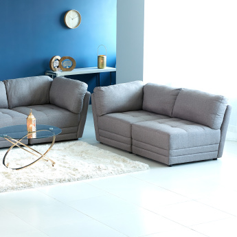 Curvy 1-Seater Armless Sofa