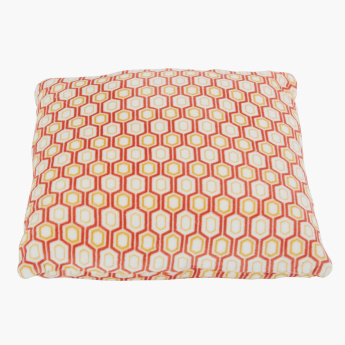 Gavin Textured Filled Cushion - 65x65 cms