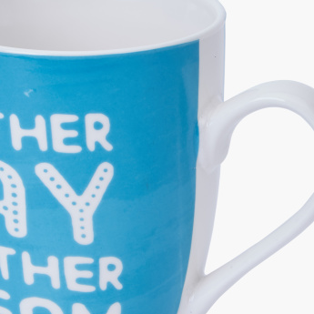 Dream Text Printed Mug - 350 ml