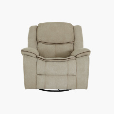 Angus Recliner Armchair with Swivel and Glider