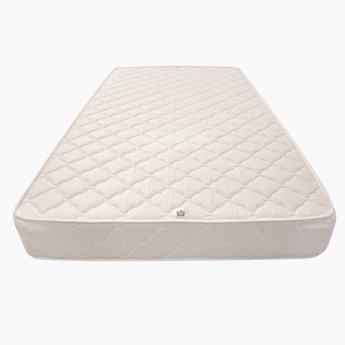 I-Dream Textured Single Spring Mattress - 90x200 cms