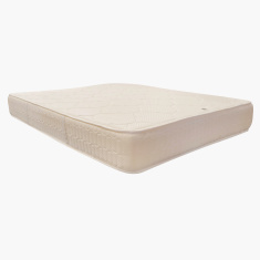 I-Serene Textured and Printed Queen Spring Mattress - 150x200 cms
