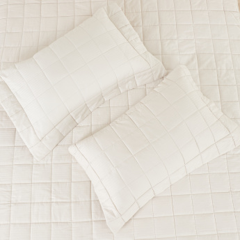 Ontario 3-Piece Twin Quilt Set - 180x250 cms