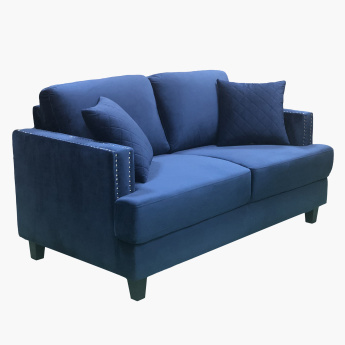 Tuscany 2-Seater Sofa with Scatter Cushions