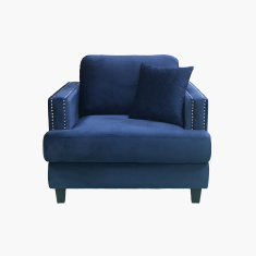 Tuscany 1-Seater Sofa with Scatter Cushion