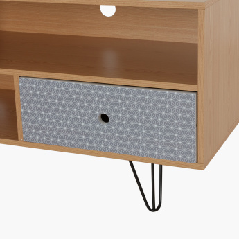 Morroco 2-Drawer Low TV Unit for TVs up to 70 inches