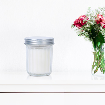 Radiance Sweet Vanilla Jar Candle