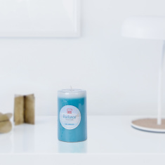 Radiance Sea Breeze Pillar Candle
