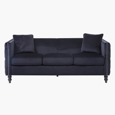 Harmony 3-Seater Sofa with 2 Cushions