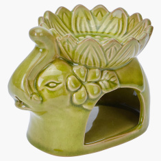 Elephant Shaped Oil Burner