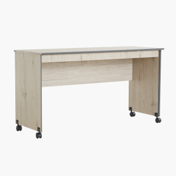 Etzy Pullout Office Table Extension with Wheels