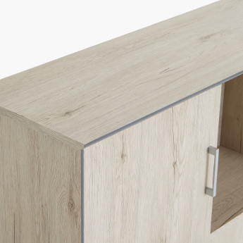 Etzy Hutch Office Storage Shelf for Office Table