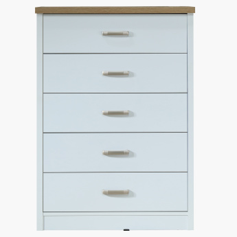 Sky 5-Drawers Chest of Drawers