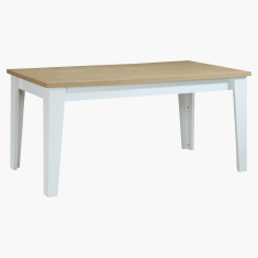 Sky Rectangular 6-Seater Dining Table
