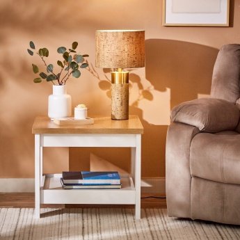 Sky Matte End Table