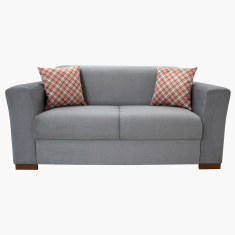 Rome 2-Seater Sofa with 2 Scatter Cushions