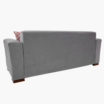 Rome 3-Seater Sofa with 2 Scatter Cushions