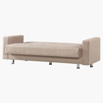 Zeus 3-Seater Sofa Bed with Storage