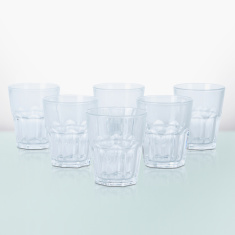 Pearl Granity Old Fashioned Tumbler - Set of 6
