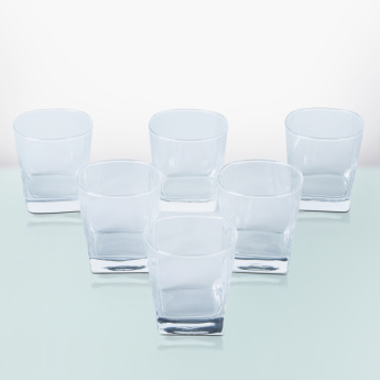 Pearl Sterling Old Fashioned Tumbler - Set of 6