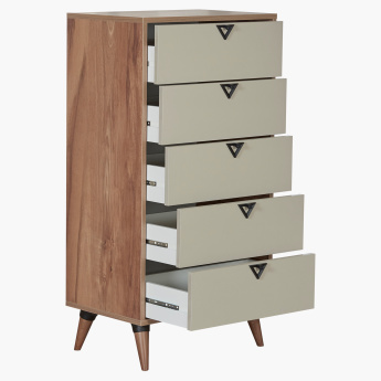Santiago 5-Drawer Chest