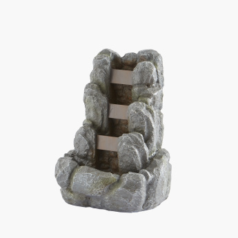Rubble Decorative Indoor Fountain with LED