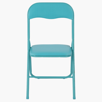 Matra Metallic Folding Chair