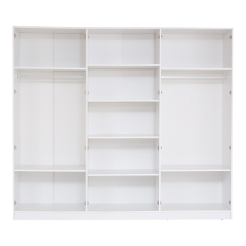 Dina 6-Door Wardrobe