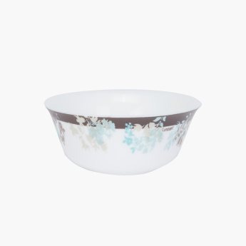 Foliage Floral Printed Bowl