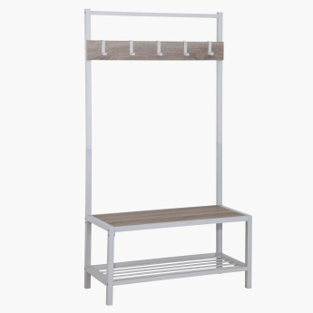 Costagat Shoe Rack with Hanger