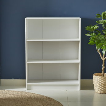 Oslo Avian 3-Tier Bookcase - 80x28x106 cms