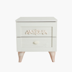 Ariena 2-Drawer Nightstand