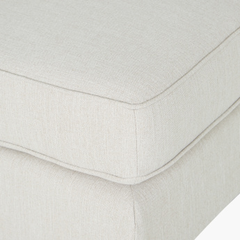 Angelic Fixed Cushion Ottoman