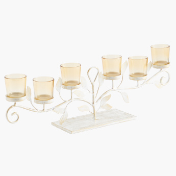 Nightingale 6-Votive Holder