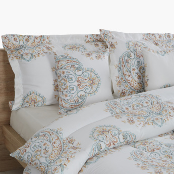 Sophia Printed 5-Piece King Comforter Set - 220x240 cms