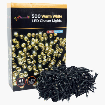 Chamdol 500 Warm White LED Chaser Lights