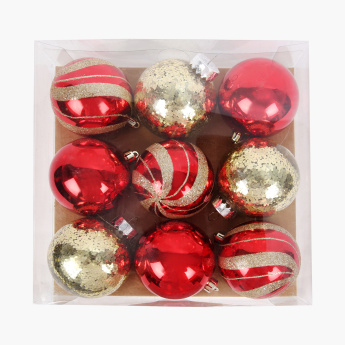 Chamdol Xmas Ball - Set of 9