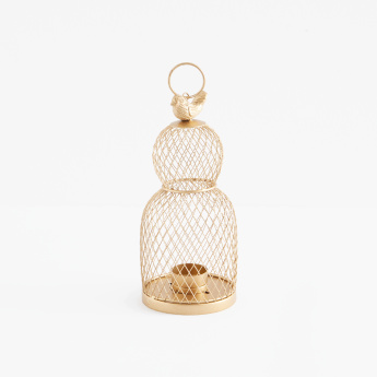 Nightingale Cage Candle Holder