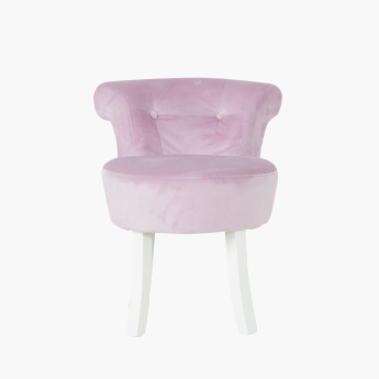 Ariena Kids Stool with Fixed Raised Back