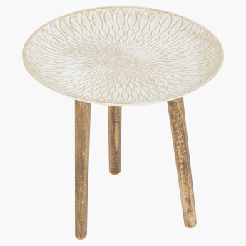 Renee Nightingale Round Accent Table