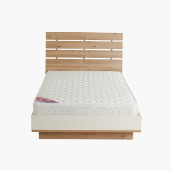 Moonlight Twin Bed with Raised Headboard - 120x200 cms
