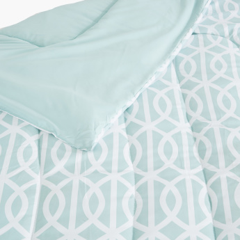Atlanta Lauren Printed Single Comforter -150x220 cms