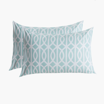 Atlanta Lauren Pillow Cover Pair- 50x75 cms