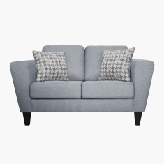 Cathy 2-Seater Sofa with Scatter Cushions