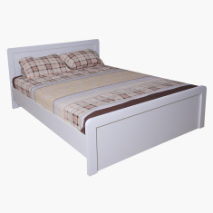 Sunrise Queen Bed - 150x200 cms