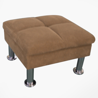 Salva Quilted Ottoman