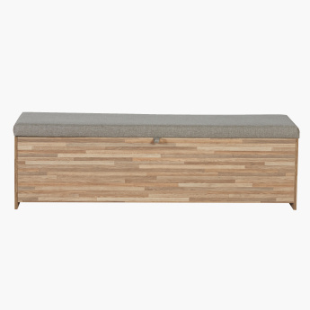 Parkay Rectangular Storage Bed Bench
