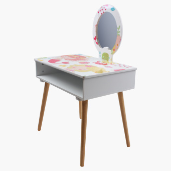 Ariena Printed 2-Piece Vanity Set